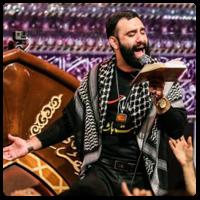 کربلایی جواد مقدم شب سوم محرم ۱۳۹۶