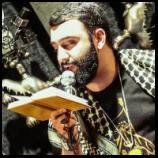 کربلایی جواد مقدم شب اول فاطمیه اول ۱۳۹۵