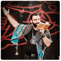 کربلایی جواد مقدم شب ۲۰ رمضان ۹۶