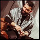 کربلایی جواد مقدم شب بیستم محرم ۱۳۹۶