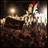 کربلایی جواد مقدم شب تاسوعا محرم ۹۸
