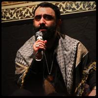 کربلایی جواد مقدم وفات حضرت معصومه ۹۸
